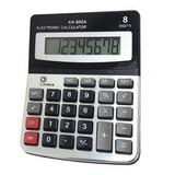 Calculadora Escritorio 8 Digitos Grandes Kk-800a Con Sonido