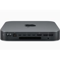 Mac Mini New 2018 Ci5 Six  Core-8gb-256 Ssd Pci Osx Mojave