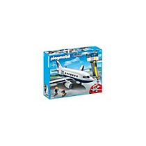 Playmobil Avion De Pasajeros Y Mercancias Art 5261