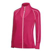 Kaddygolf Campera Dama Adidas Color Fucsia