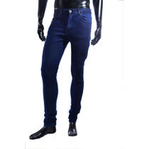 Pantalon Chupin Azul Elastizado Croydon - Relax Multimarcas