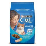 Alimento Cat Chow Gato Adulto Pescado 3kg