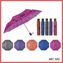 Paraguas Reforzados Anti Viento Cherry Bags