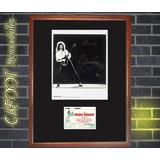 Brian May Foto Con Firma Y Entrada Tributo A Freddie Mercury
