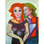 Arte Argentino Tango Cuadros Pintura Original Óleo