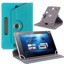 Funda Tablet 7 Pulgadas Universal Tipo Agenda 360° Polotecno