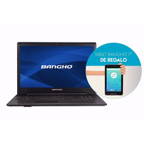Notebook Banghó Max G01 Intel Core I5 4gb 1tb 15.6¨ + Tablet