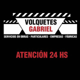 Alquiler De Volquete /volquetes Capital Federal Las 24 Hs