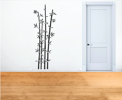 Vinilos Decorativos Bambu En Venta En Flores Capital Federal