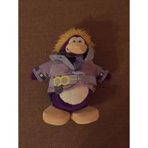 Peluche Club Penguin Aprox 25 Cm Original Importado