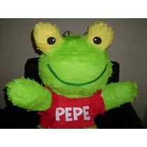 Piñatas Sapo Pepe