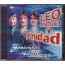 Leo Mattioli Y Trinidad Cd Juntando Las Almas Cumbia Nuevo