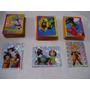 140 Figuritas Dragon Ball Z 4 (1999)