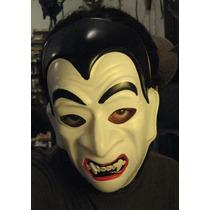 Dracula Mascara, Vampiro, Para Fiesta De Disfraz, Despedidas