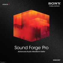 Sony Foundry Sound Forge Pro 11 (oferta Envio)