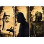 Cuadro Star Wars Darth Vader, Stormtrooper, Boba Fett
