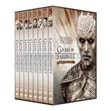 Game Of Thrones Temporada 1 2 3 4 5 6 7 8dvd Juego De Tronos