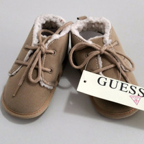 Exclusivas!!! Zapatitos Guess Baby Super Abrigo Importados!!