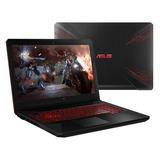 Notebook Gamer Asus Tuf Fx504 I5 8300h Gtx 1050 16gb 1tb W10