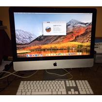 Imac 21 I3 3.06 Ghz 8g Ram Disco 1t 2010 Macos 10.14