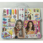 Soy Luna Mega Kit Album Stickers + Accesorios Tuni Dsl06803