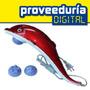 Masajeador Infrarrojo Delfin Con 3 Puntas Distintas, Relax