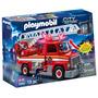 Camion Bombero Con Luz Sonido Playmobil 5980 Palermo Z Norte
