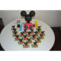 Souvenirs De La Casa De Mickey En Porcelana Fria-solciarte