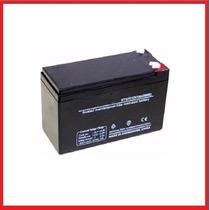Bateria De Gel L 12v 7 A Amp Ups Alarma