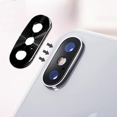Protector de aluminio vidrio templado camara iphone x 150 for Cotizacion aluminio argentina