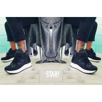 Zapatillas Botitas Sneakers Plataforma