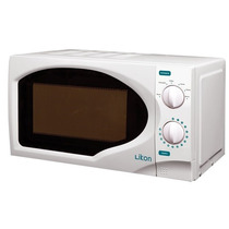 Bgh Likon Li19m-s3 Microondas Mecanico 19 Litros 700w Blanco