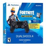 Joystick Dualshock 4 Fortnite Neoversa Bundle Ps4 Sellado