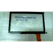 Tactil Touch Tablet Titan 10 Pulgadas At-c1088