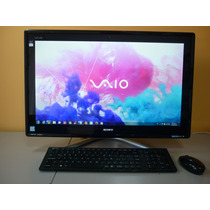 Sony Vaio All In One 24' - Windows 10 -  Ms Office 2018