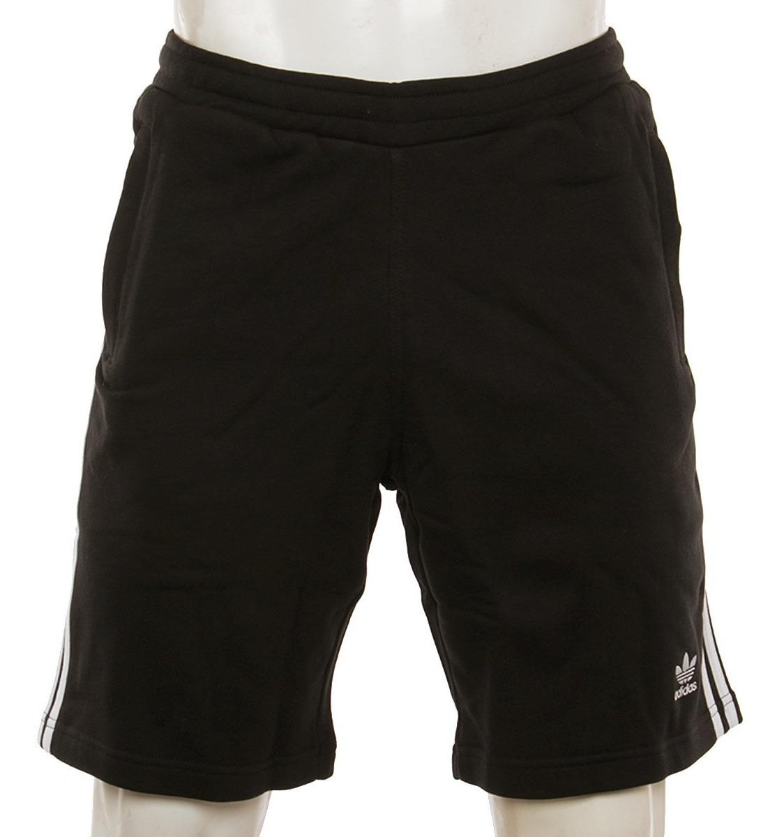 Shorts 3 Tiras Negro adidas Originals Tienda Oficial
