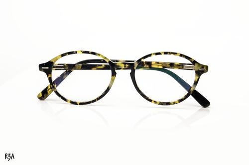 04c6709ae5 Armazones Anteojos Gafas Acetato Con Flex R3