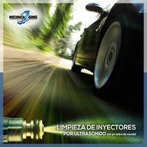 Service Limpieza De Inyectores Honda Fit 1.4 Por Ultrasonido