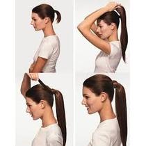 Extensiones/aplique De Cola De Cabello/peluca/pelo Sintetico