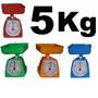 Balanza Analogica De Cocina 5 Kgs. P/ Alimentos Oferta!!!
