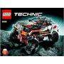 Lego Technic 9398 4 X 4 Crawler Monster Truck Impresionante