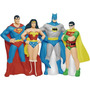 Dc Comics Superheroes Salt And Pepper Shaker Set Swtoys