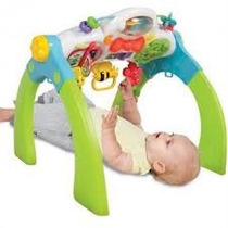 Gimnasio Para Bebe,mesa Didactica,win Fun Simil Fisher Price