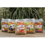Alimento Para Loro-guacamayos Pack X 750gr-envios