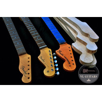 Neck Mango Mastil Guitarra Stratocaster Telecaster 70