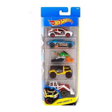 Hot Wheels Autos X 5 Unidades 1806 Envio Full