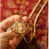 Collar Giratiempo - Harry Potter - Time Turner Hermione