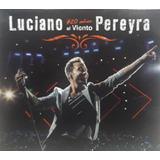 Luciano Pereyra  20 Años Al Viento Cd/dvd 2019 En Stock