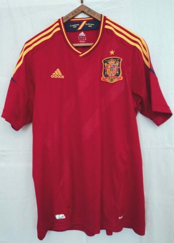 376959fab17be Camiseta Seleccion España Española Talle Xl adidas Euro 2012
