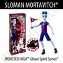 Monster High Ghoul Spirit Sloman Mortavitch